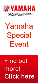 Yamaha Fall Savings Event - click for more details